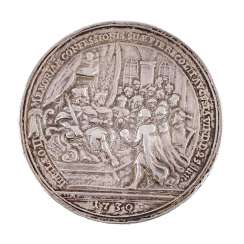 Augsburg, Germany - Silver Medal, 1730,