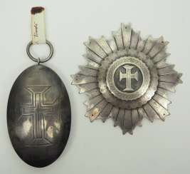 Portugal: Military Order of Our Lord Jesus Christ, Marine Department - Museum production of the time of the foundation.