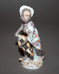Meissen, Germany, 1990, year, author, I. I. Kendler (1765)