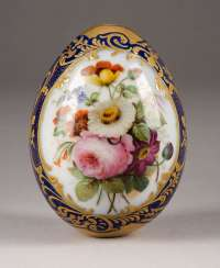 FLORAL EASTER EGG Russia