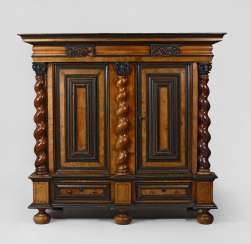 Large Baroque Cabinet.