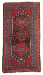 Carpet with 3 getreppten medallions Caucasus/Northwest Persia,