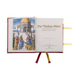 The VATICAN's BIBLE - a Limited edition facsimile copy of