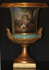 Vase. 1862. The Imperial porcelain factory