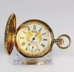 J. Assmann Magnificent Pocket Watch