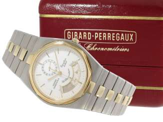 Watch: extremely rare astronomical watch, Girard Perregaux
