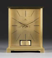 Table CLOCK JAEGER LE COULTRE 'ATMOS' Switzerland, 2. Half of the 20. Century