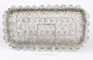 handmade decorative tray