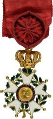 The order of the Legion of honor