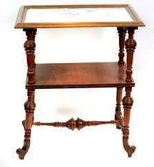 Historicism side table 1880