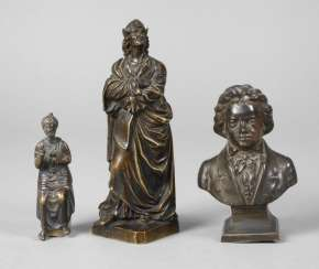 Collection Of Small Bronzes