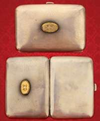 Cigarette case Europe of the twentieth century, 900 PR