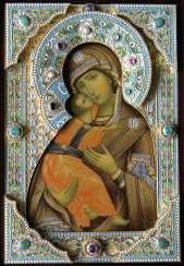 The mother of God icon