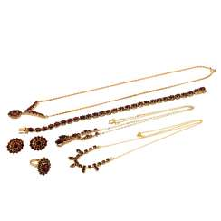 Jewelery bundle 6 pieces,