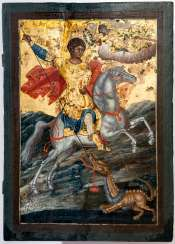 Large icon of St. George