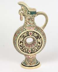 Ring Jug At The End Of 19th Century. Century