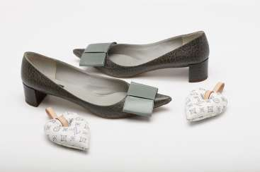 Women's shoes. Marc Jacobs for Louis Vuitton in Paris. Limited Edition, collection Prêt-à-Porter, autumn-Winter 2006