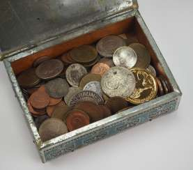 The Collection Of Coins.