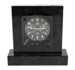 *Glassworks* Aircraft Clock