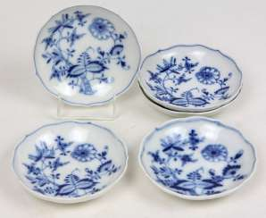 Meissen 5 Onion Pattern Bowl