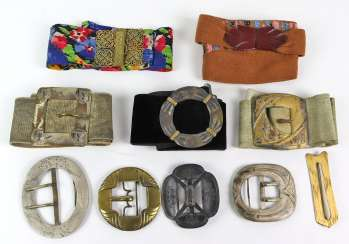 Items Belt Buckles