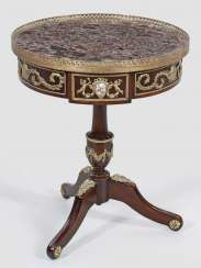 Small Napoleon III salon table