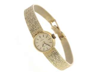 Watch: vintage ladies watch of the Omega brand, with original documents, built in 1972