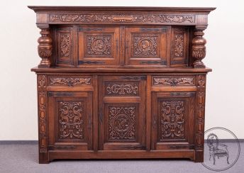 Antique buffet XIX century