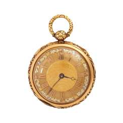Pocket watch, probably ENGLAND, early 19th century. Century