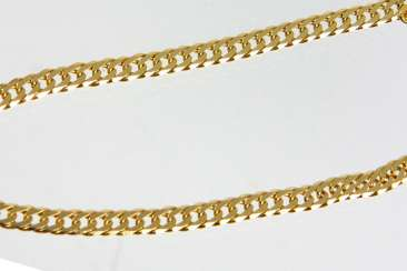 long necklace - yellow gold 585