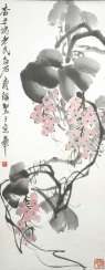 In the style of Qi Baishi (1864-1957)