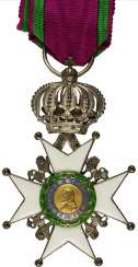 Duke Of Saxony-Ernesti Order Of The House,