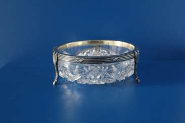 The candy bowl (crystal silver), 15th artel
