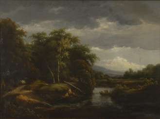 Landscape Painters 2 Half Of 19 Century: English Countryside