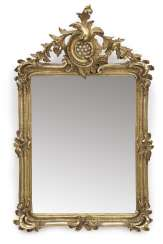Mirror. South German, 18. Century