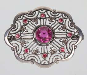 Laurin brooch 1920s
