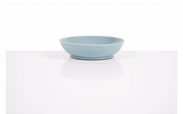 Small cut to 150 - 200 € China glazed Porcelain clair de lune