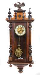 Walnut Regulator to 1900