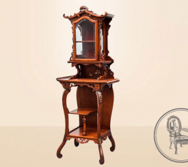 cupboard of the NINETEENTH century