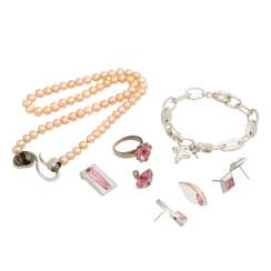Jewelery bundle 7 pieces,