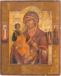 ICON WITH THE THREE-HANDED MOTHER OF GOD (TRICHEIROUSA)