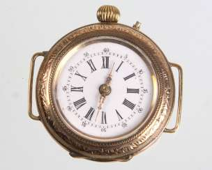 Watch as 1900, - yellow gold 333