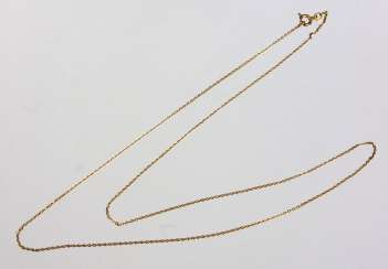 Anchor Chain - Yellow Gold 333
