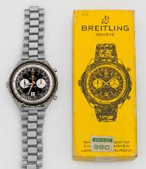 Men's watch by Breitling from 1970