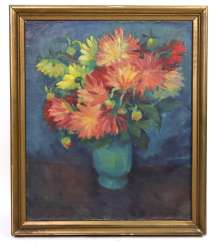 A Bouquet Of Dahlias - Mehnert, B. P.