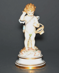 Meissen, Germany, 1877 - 1880, the author is Heinrich Schwabe