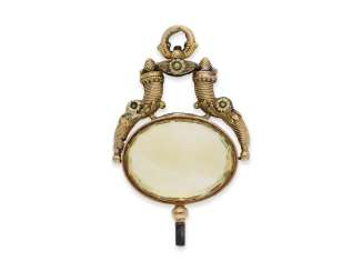 Pocket watch key