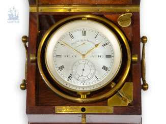 Marinechronometer: exquisites, ganz frühes The Roy