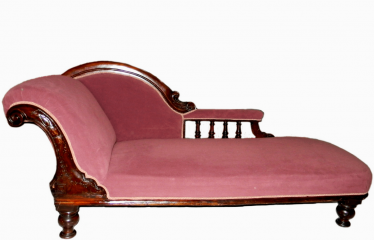 Antique sofa couch.