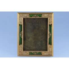 PHOTOGRAPH FRAME IN NEO-CLASSICAL STYLE. FRANCE, PARIS.